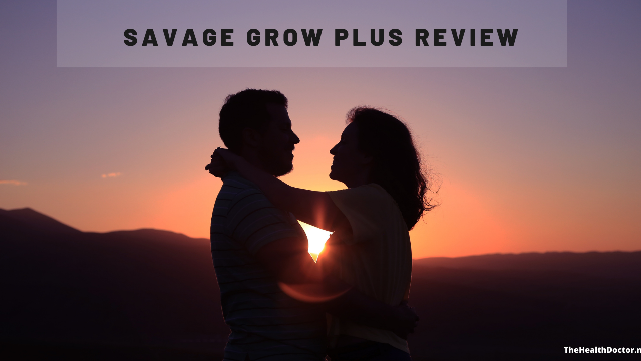 Savage Grow Plus Reviews - Safe Ingredients or Side Effects? Consumer  Report Released | The American Reporter