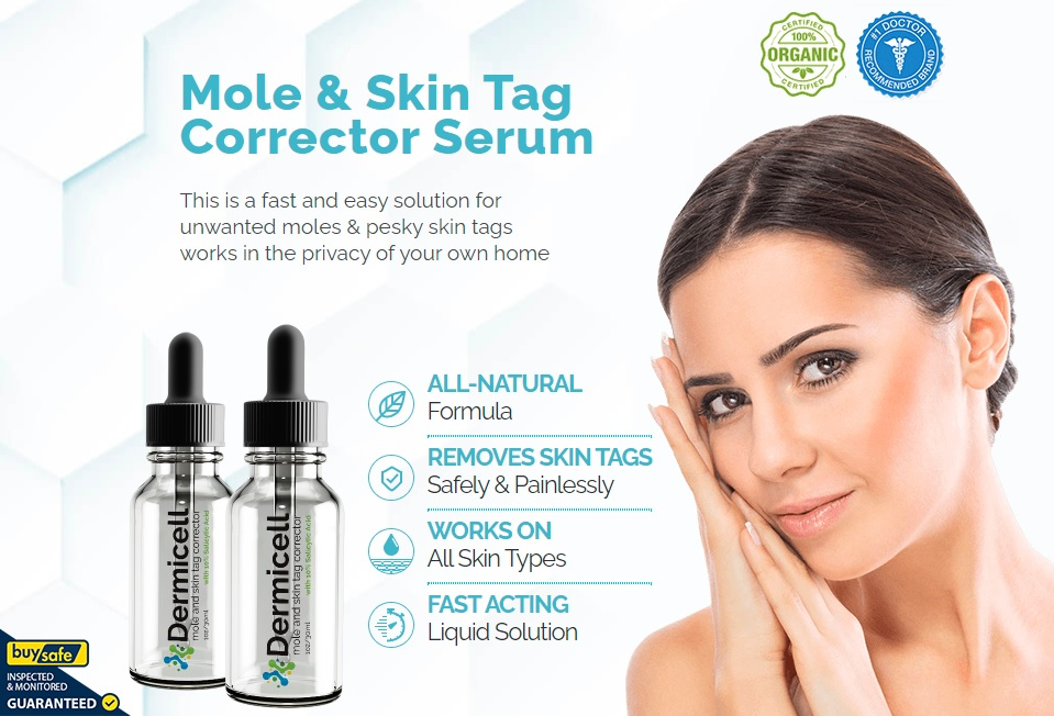 Dermicell US Review: Remove Unwanted Moles & Pesky Skin Tags | The American  Reporter
